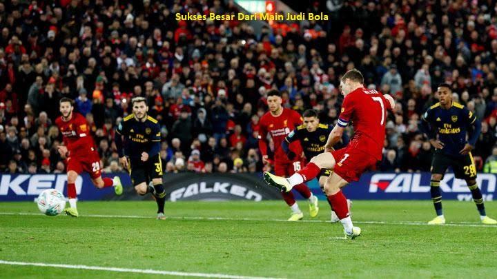 Sukses Besar Dari Main Judi Bola