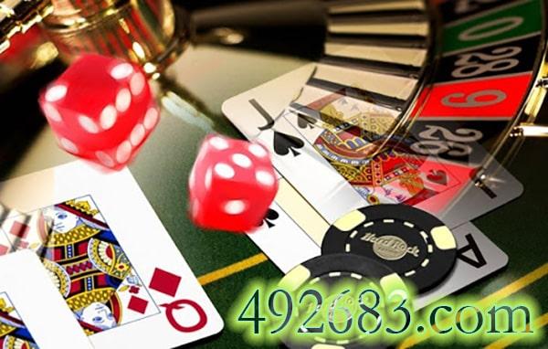 Asal-Usul Hadirnya Permainan Casino Online di Dunia